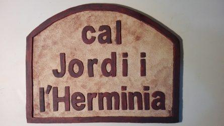 Cal Jordi i l'Herminia